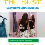Choosing Best Sexy Homecoming Dresses