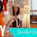 DIY Scented Candles- DIY Gift Ideas- Crafting Under The Influence
