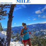 How to Run a Sub 7 Minute Mile
