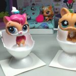 Easy DIY Custom LPS Doll Accessories: How to Make a Tiny Toilet ♦ Dollhouse Furniture