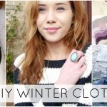 DIY Clothes For Winter! • Tumblr Inspired!