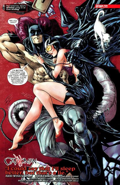 Batman sex comics