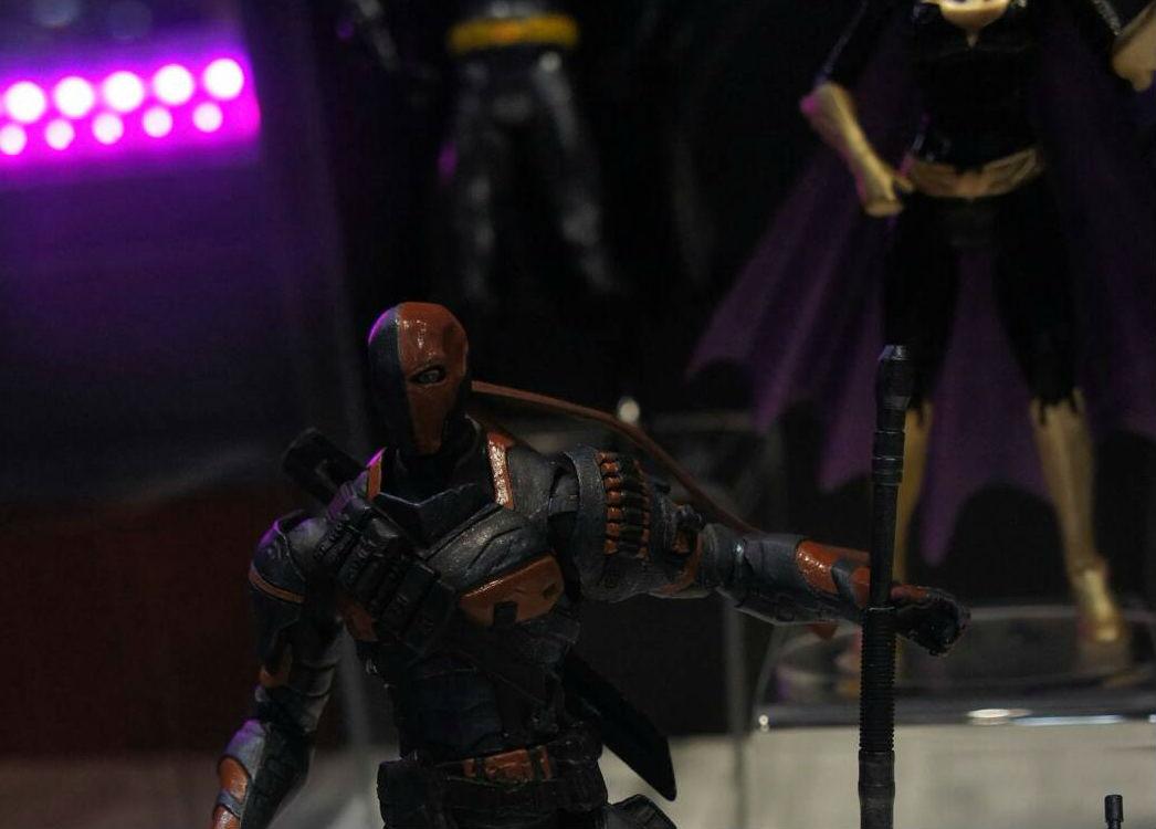 Origins: Deathstroke