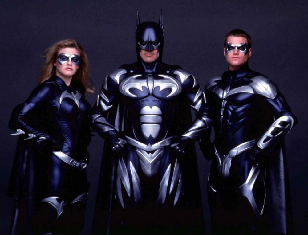 Worst superhero movie costumes held in national museum - Super batman movie ...