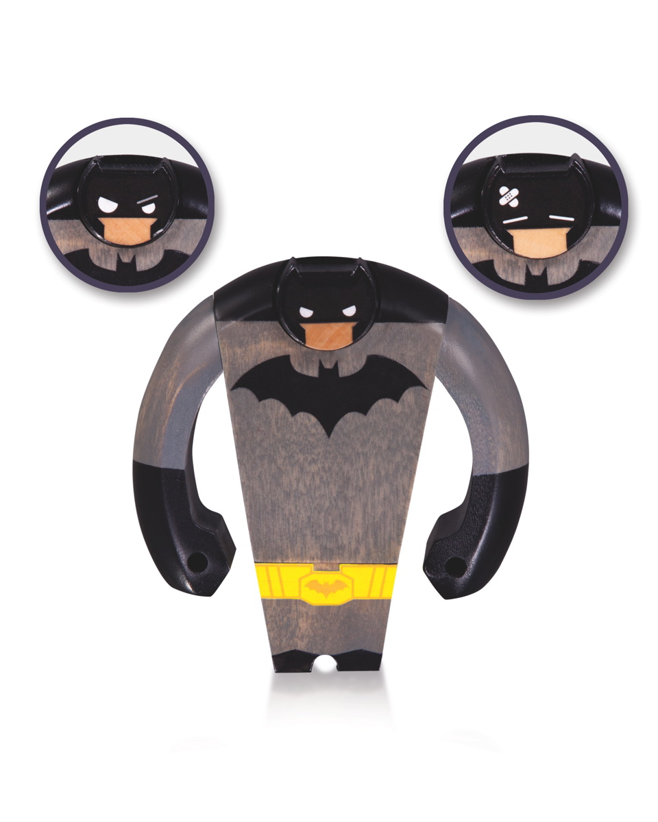 Rubberwood Batman
