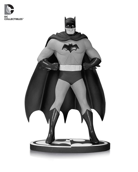 Batman Black and White Variant