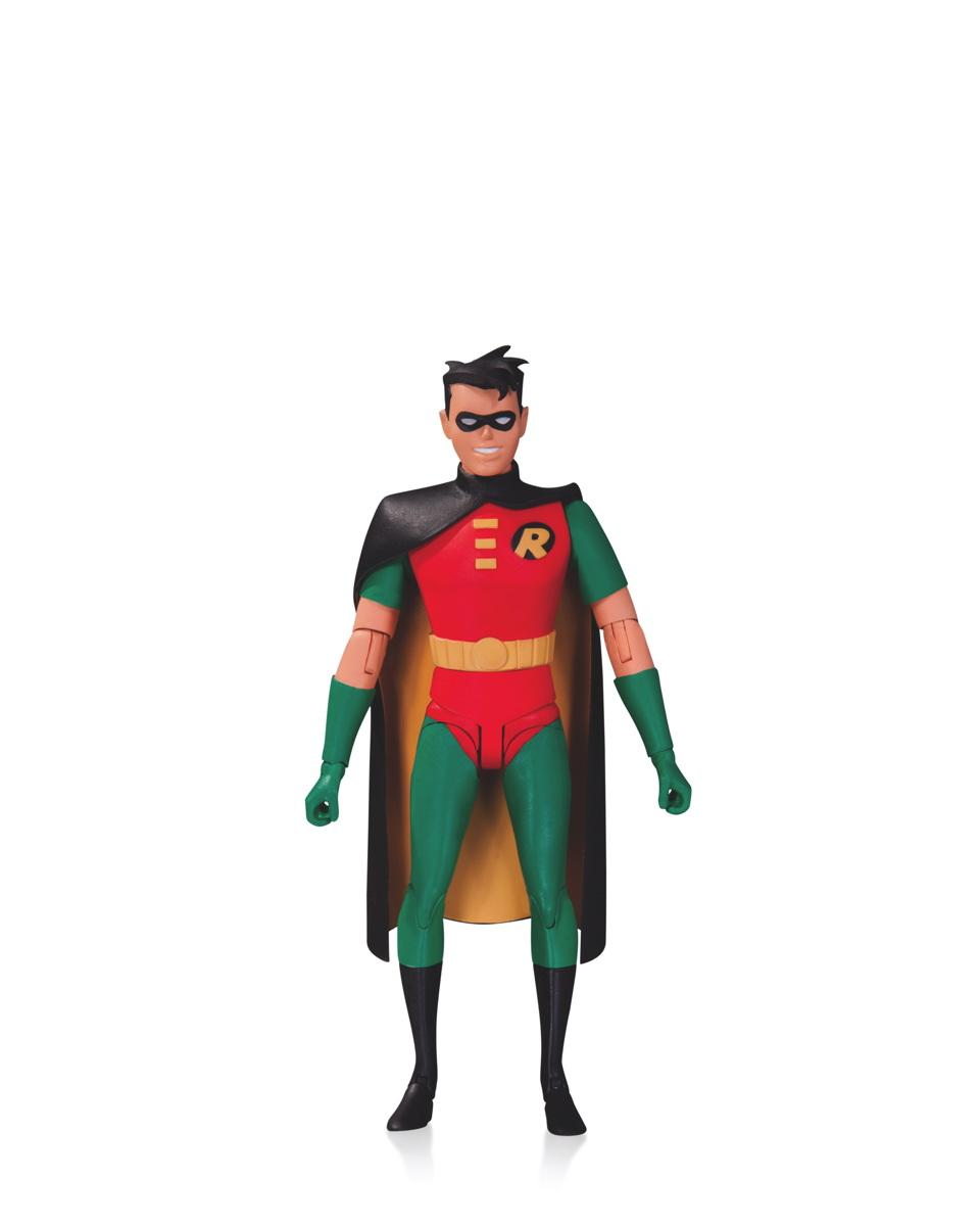 Robin TAS Variant