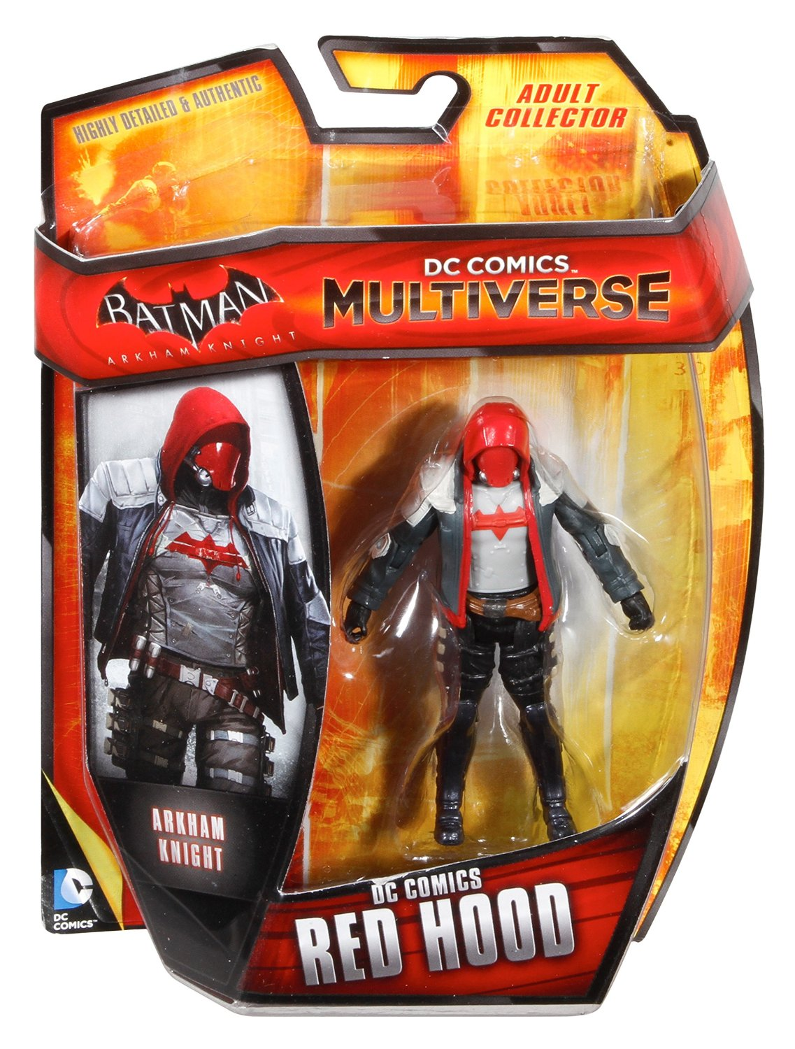 Arkham Knight's Red Hood