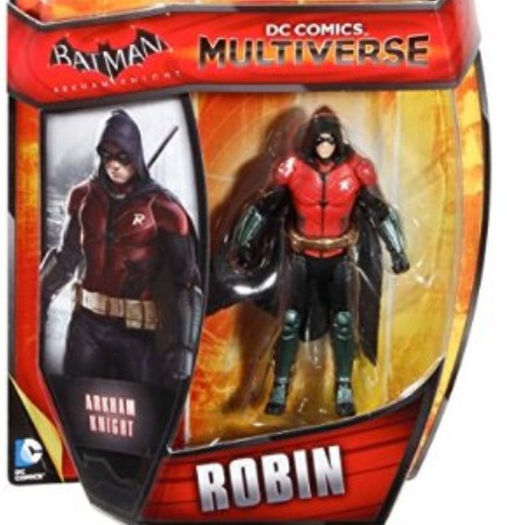 Arkham Knight's Robin