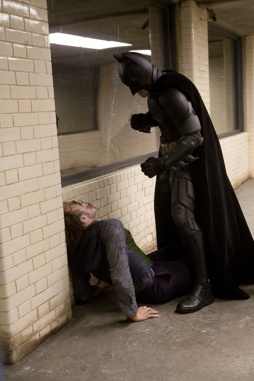 moral relativism in the dark knight The seven fatal flaws of moral relativism i agree with wintery knight that moral relativism is the view that moral values and moral duties do not dark.