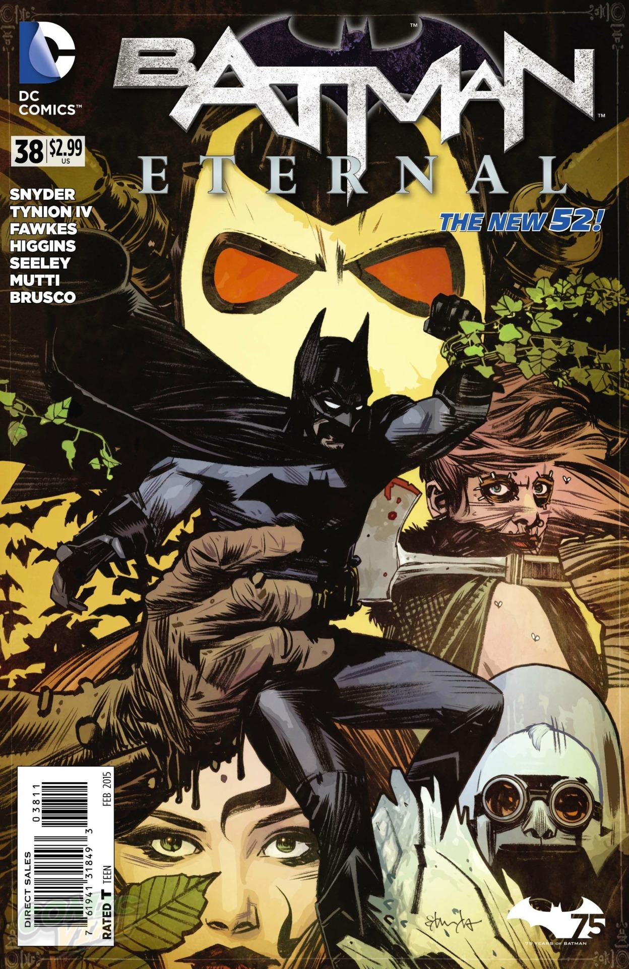 preview batman eternal 38