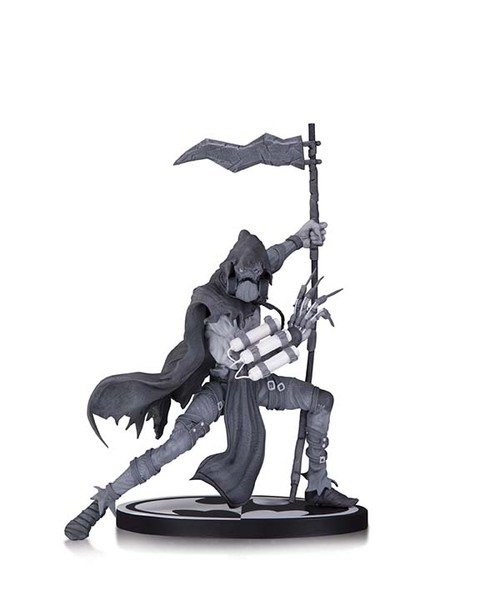 BATMAN: BLACK AND WHITE SCARECROW BY CARLOS D'ANDA STATUE