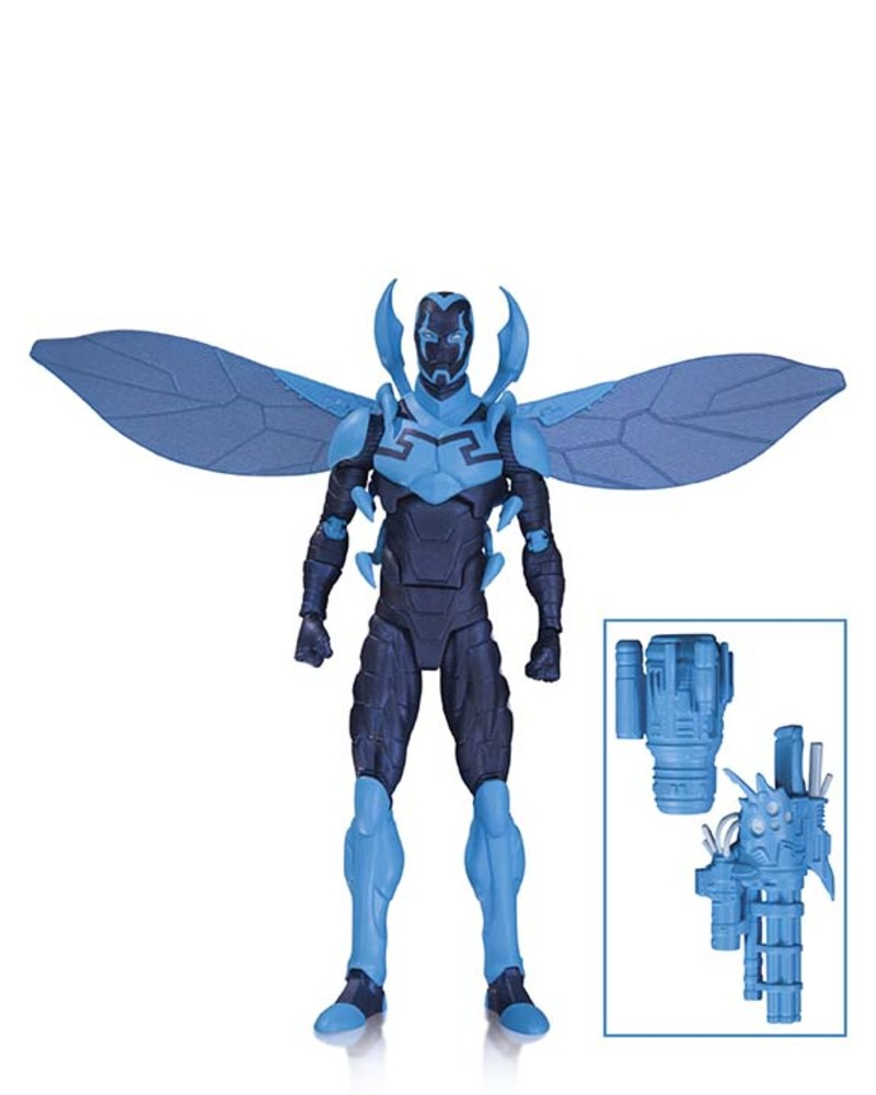 BLUE BEETLE: INFINITE CRISIS 6""