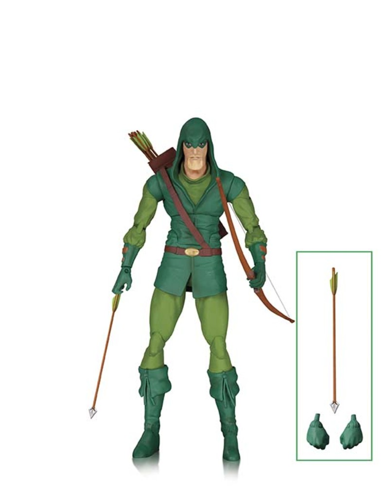 GREEN ARROW: THE LONGBOW HUNTERS 6""