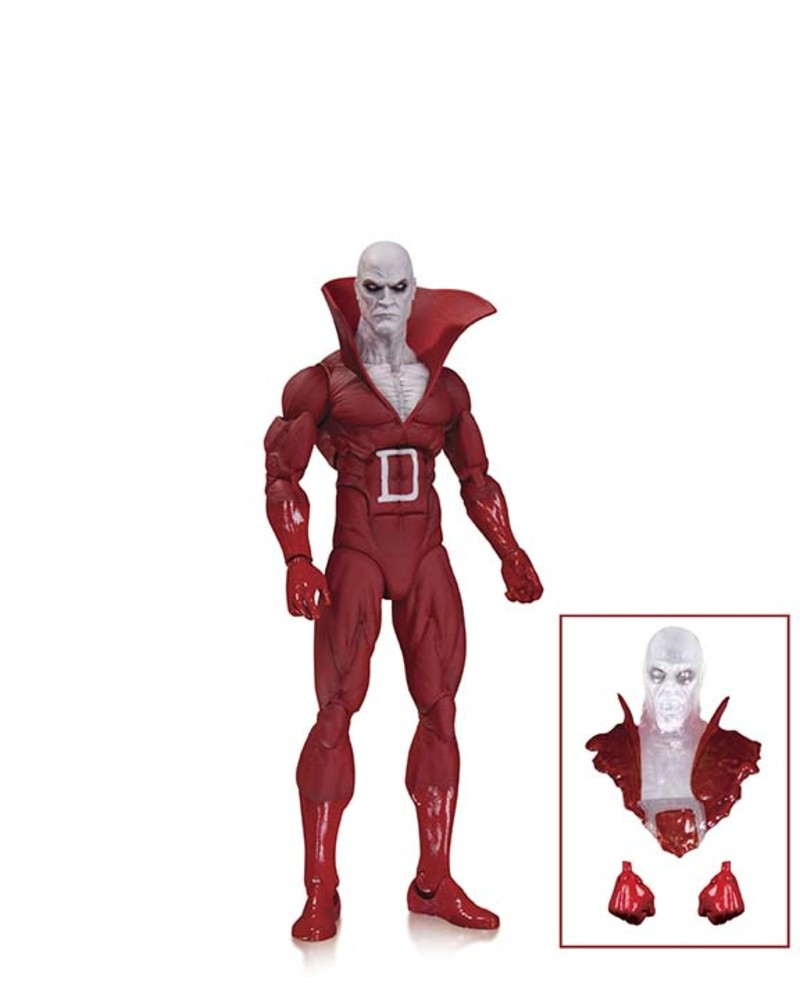 DEADMAN: BRIGHTEST DAY 6""