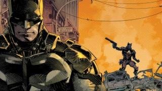 Batman: Arkham Knight: The Comic