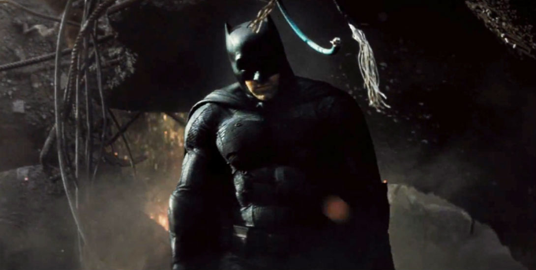 Batman V Superman Batsuit Designer Ironhead Studio At Monsterpalooza