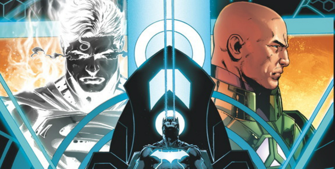 Review: Justice League #43