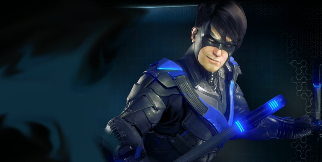 dc all access nightwing stars in new arkham knight dlc