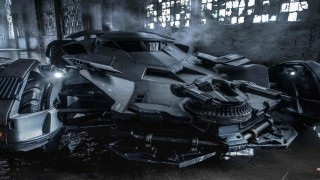 batman v superman batmobile