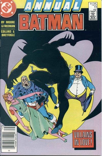 Batman Annual #11