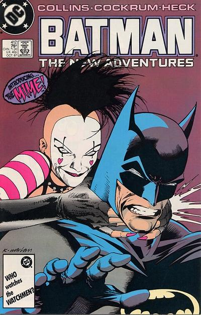 Batman #412