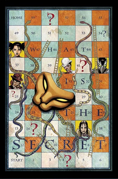 SECRET SIX VOL. 1: WHAT IS THE SECRET OF THE SIX? TP
