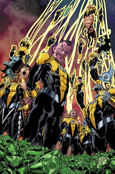 SINESTRO VOL. 3: RISING TP