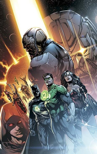 JUSTICE LEAGUE VOL. 7: DARKSEID WAR PART 1 HC