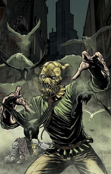 BATMAN: ARKHAM – SCARECROW TP