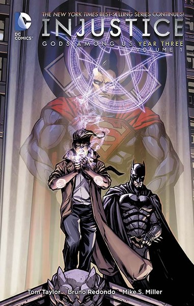 INJUSTICE: GODS AMONG US YEAR THREE VOL. 1 TP