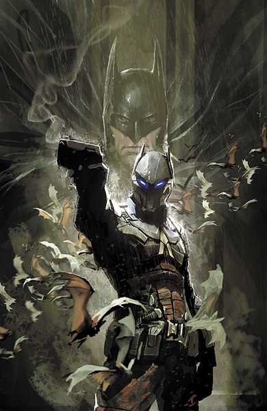BATMAN: ARKHAM KNIGHT – GENESIS HC