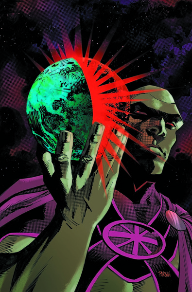MARTIAN MANHUNTER VOL. 1: THE EPIPHANY TP