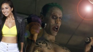 dark knight news Joker suicide squad Corina Calderon