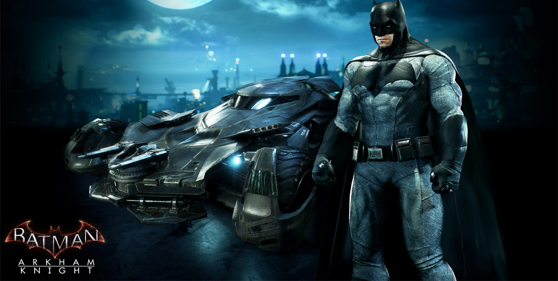 Dark Knight News Arkham Knight Batman v Superman skins