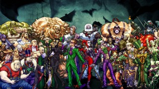 dark knight news batman villains