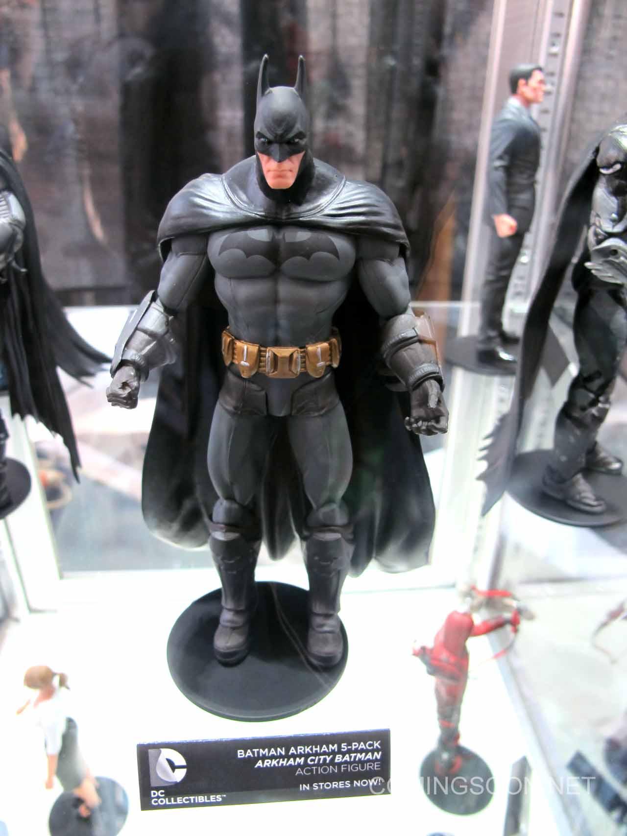 Batman from Arkham City