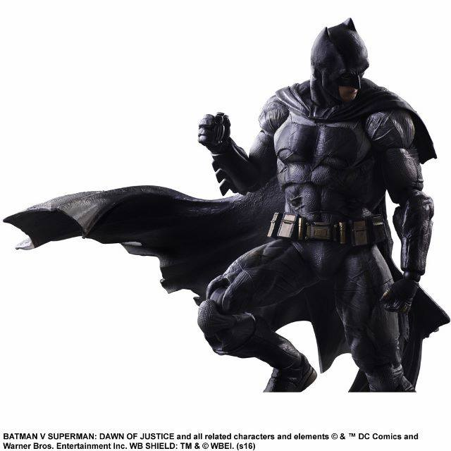 Batman Figure Posed View