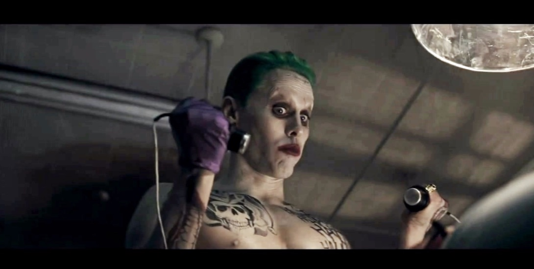 Jared Leto Dons the Joker Costume Once Again, But for What ...