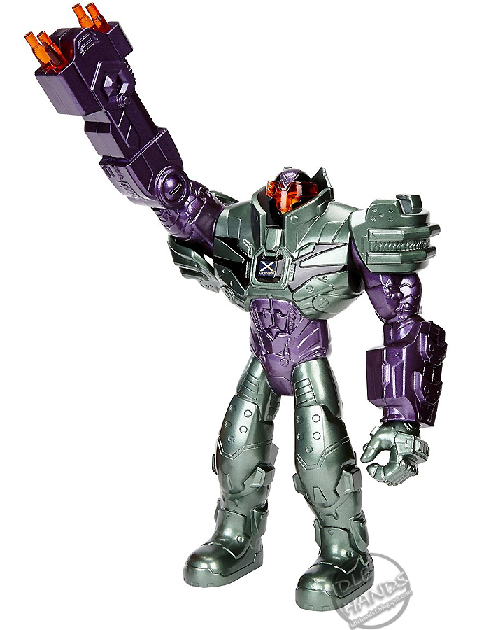 Lex Luthor Action Figure