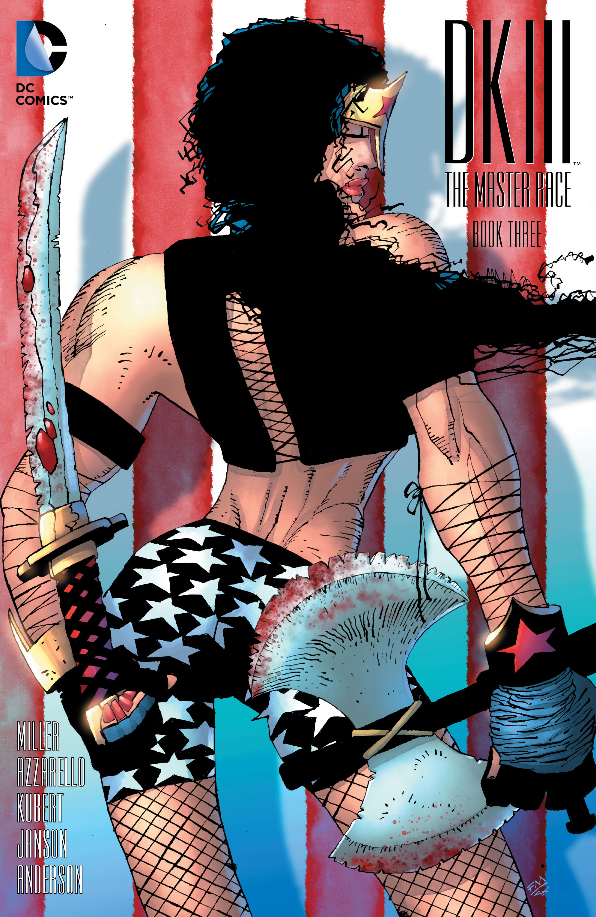 1 in 100 variant cover by Frank Miller