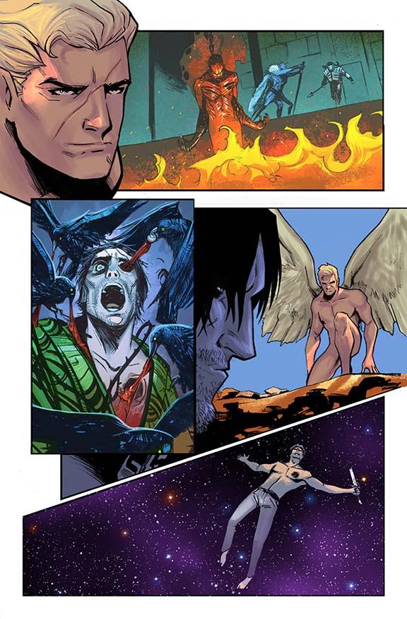 Lucifer #5