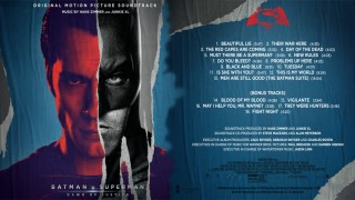 Batman v Superman soundtrack Covers Darkknightnews