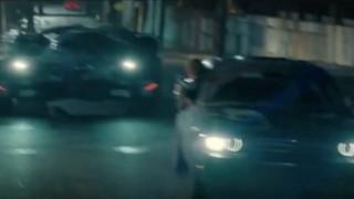 Batman v Superman Dodge Commercial dark knight news