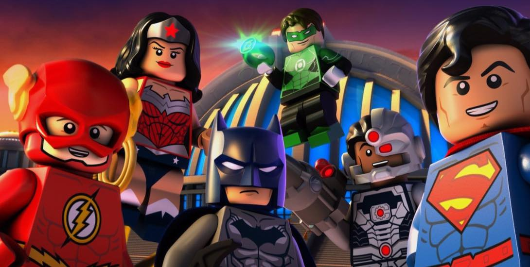 Justice league lego sets show potential spoilers dark knight news ads for some of the justice league lego tie ins have cropped up online warning they may have some spoilers in the movie voltagebd Gallery