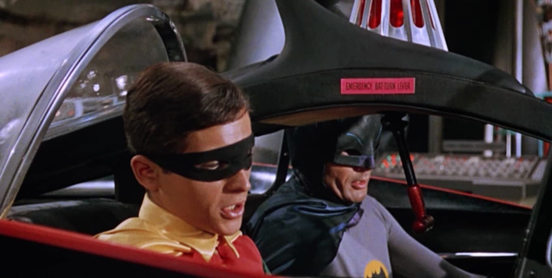 The original 1960's Dynamic Duo are coming back Dark Knight News
