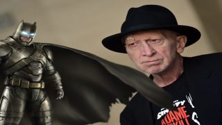 Frank Miller endorses Ben Affleck's Batman Dark Knight News