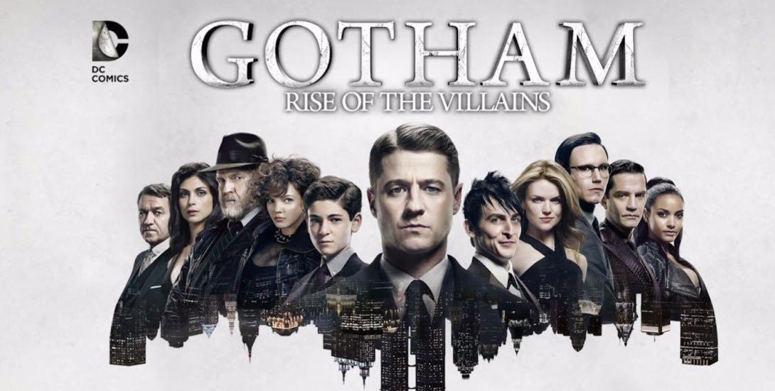 TV-Cap: A LOUIE Premiere Date, GOTHAM Gets Renewed, & A Presidential ...