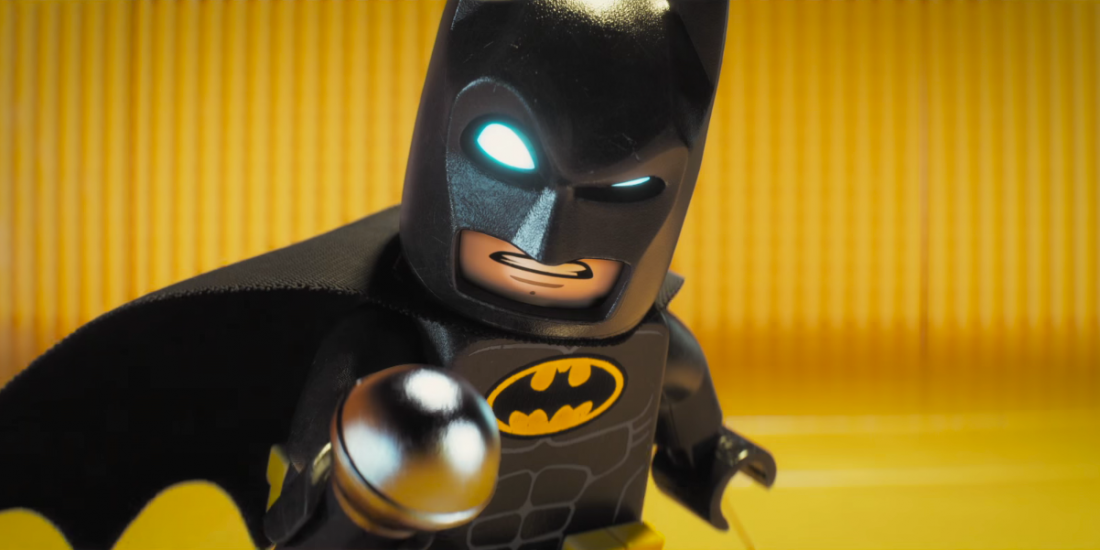 LEGO Batman Movie Extended Spot