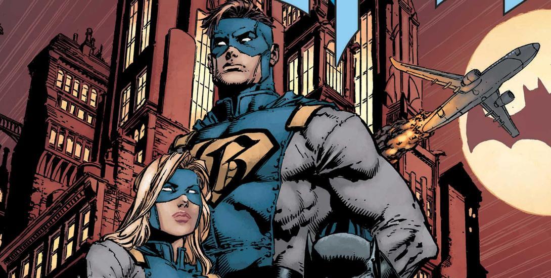 Rebirth Batman series